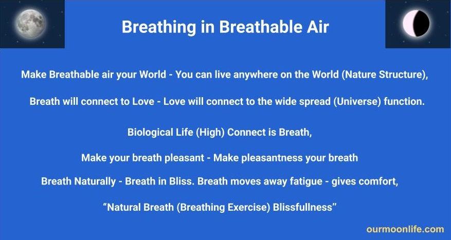 Natural Breathable